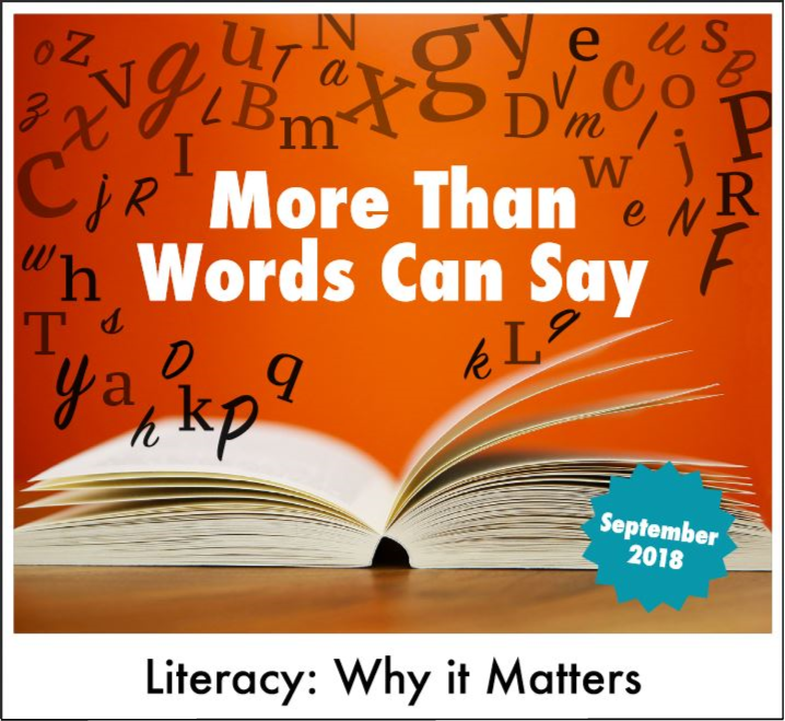 Literacy - Why It Matters